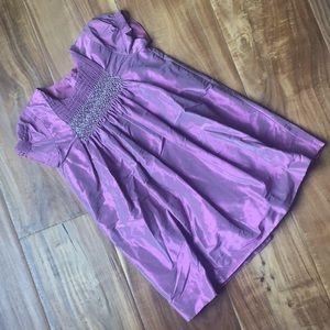 BNWT Jacadi iridescent dress